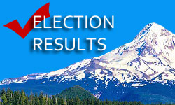 Oregon Election Results