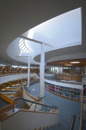 Mt. Angel Library