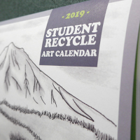 Student Recycle Calendar