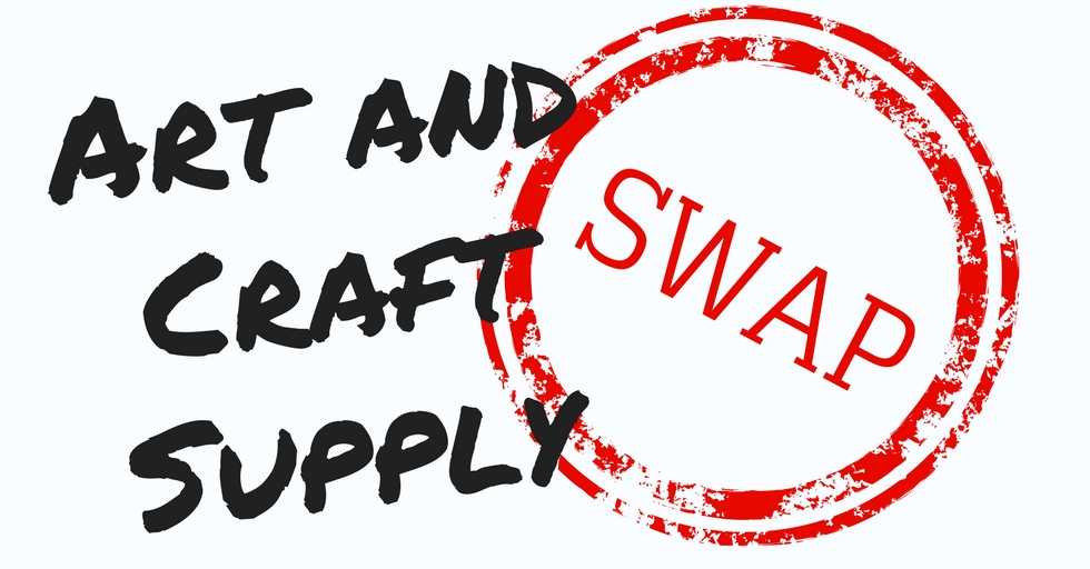 Art and Craft Supply Swap at Stayton Library