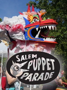 Choose Reuse | Salem Puppet Parade