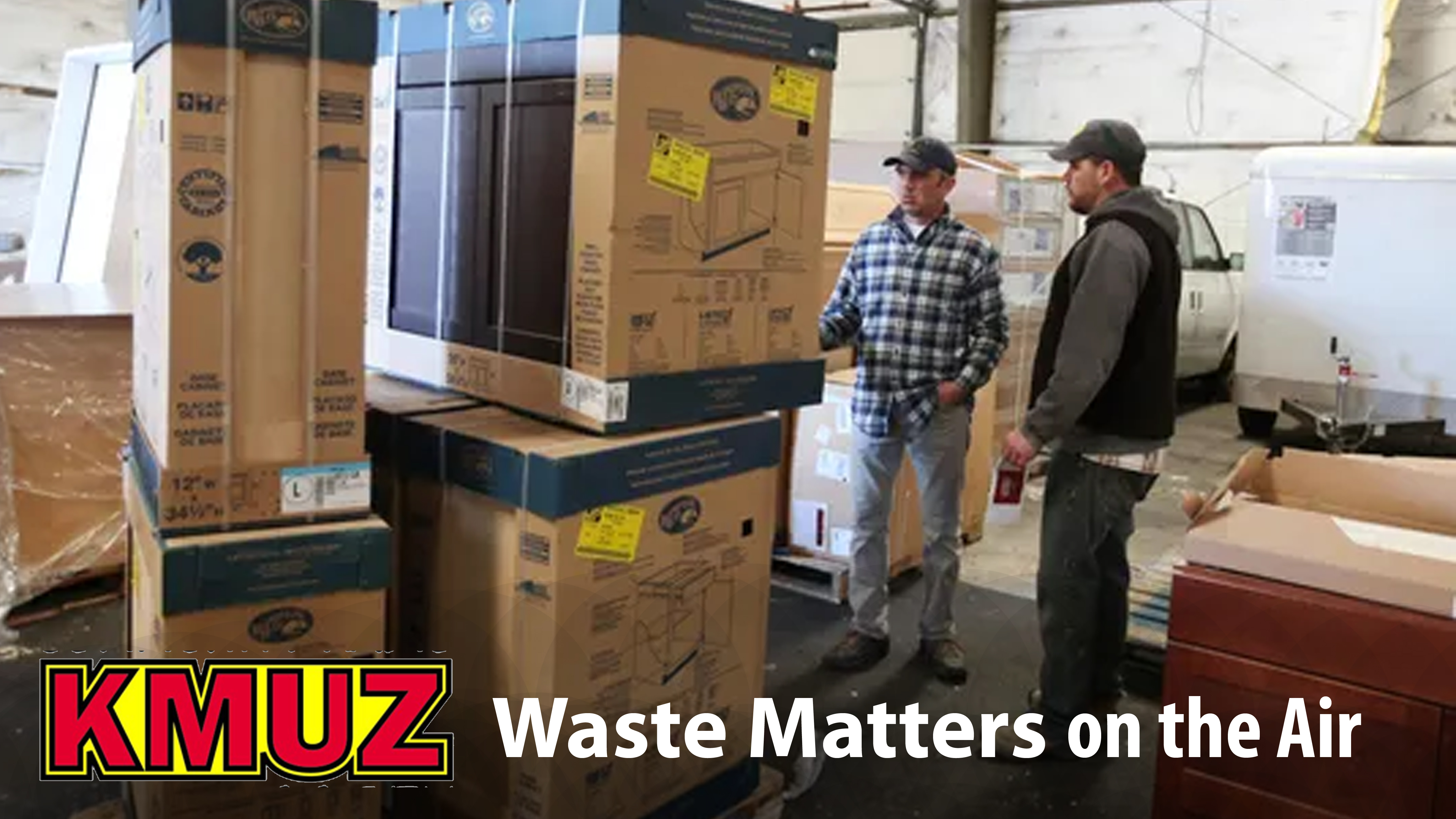 KMUZ Waste Matters on the Air