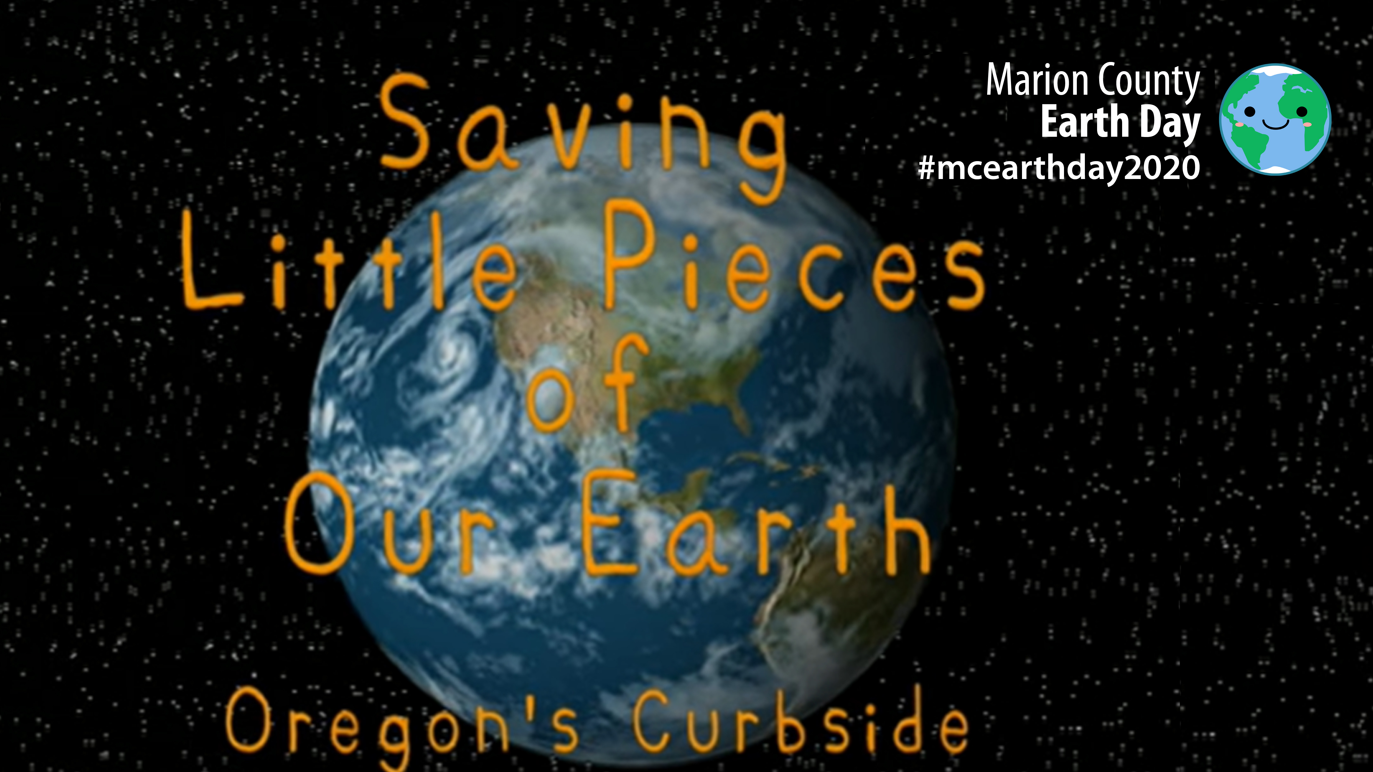 Saving Little Pieces of Our Earth Video