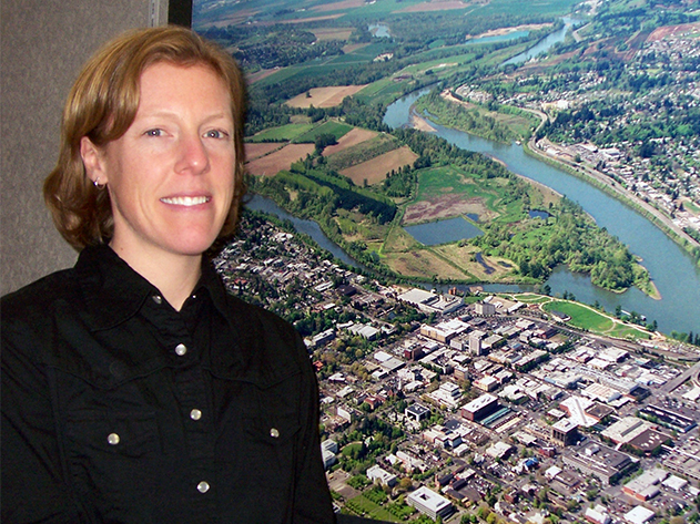 Annie Gorski, Urban Development Senior Project Manager at the City of Salem