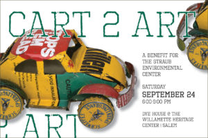 Cart 2 Art 2016 Advertisement Poster