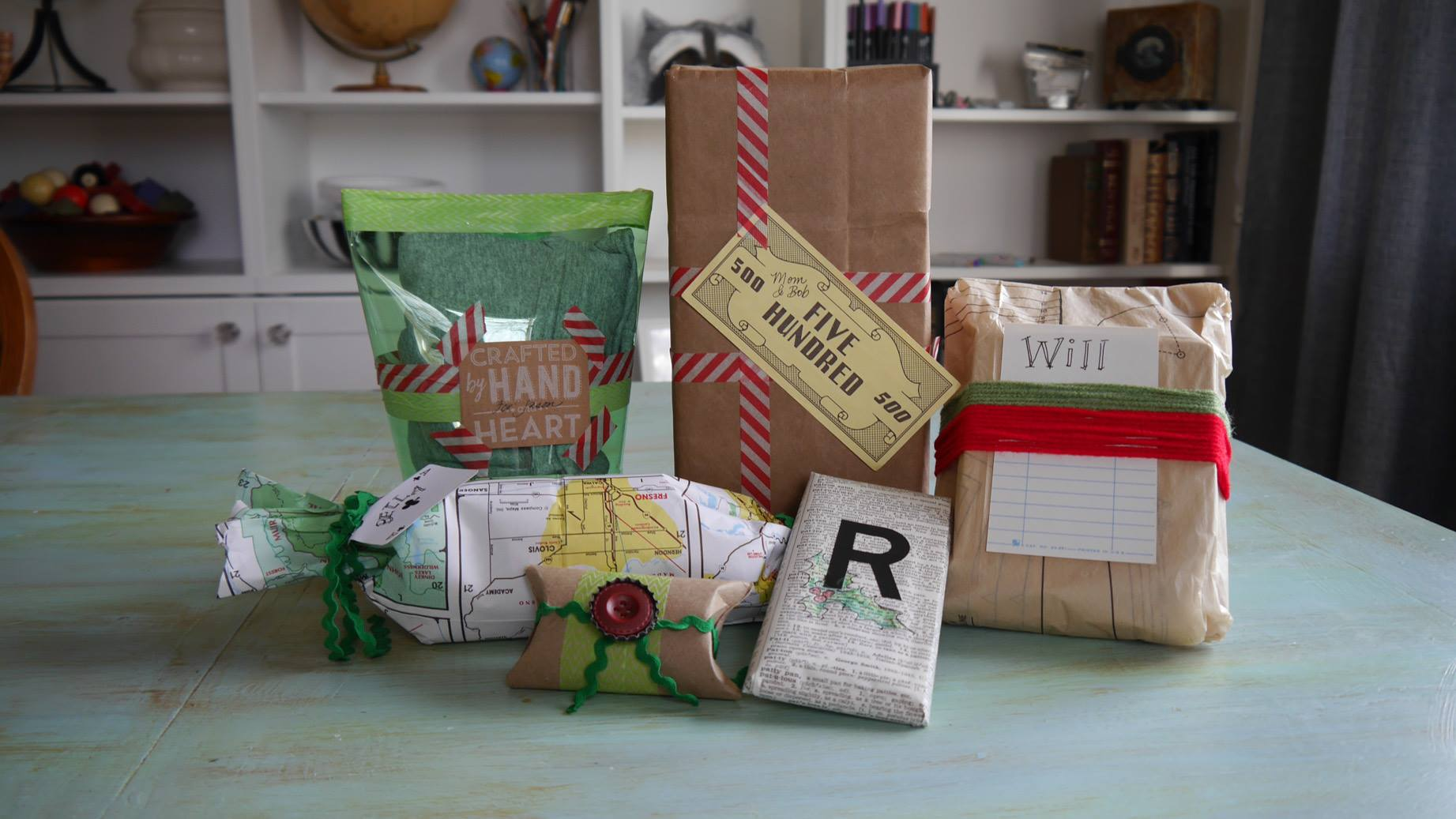 Waste Reduction Gifts