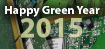 happy green year
