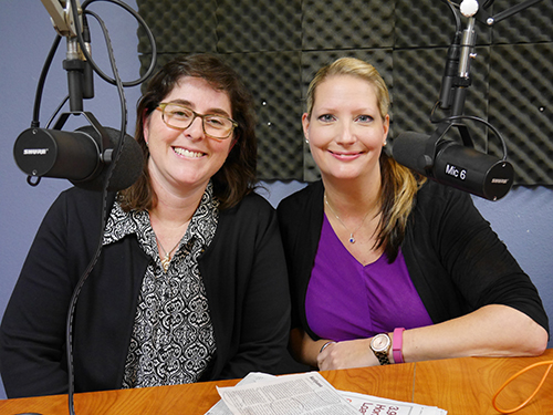 kristi reed and sherry miotke, restaurant and hotel waste reduction image