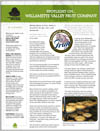 Willamette Valley Fruit Company Case Study Sheet