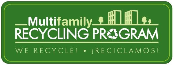 Multifamily Recyclying Program