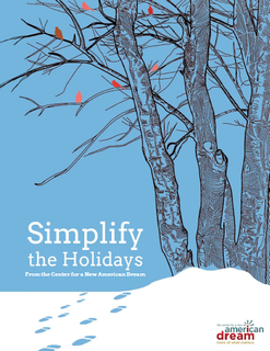 Simplify the Holidays Booklet