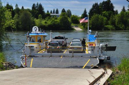 Toll Rates Scheduled to Change at Wheatland and Buena Vista Ferries on March 15th
