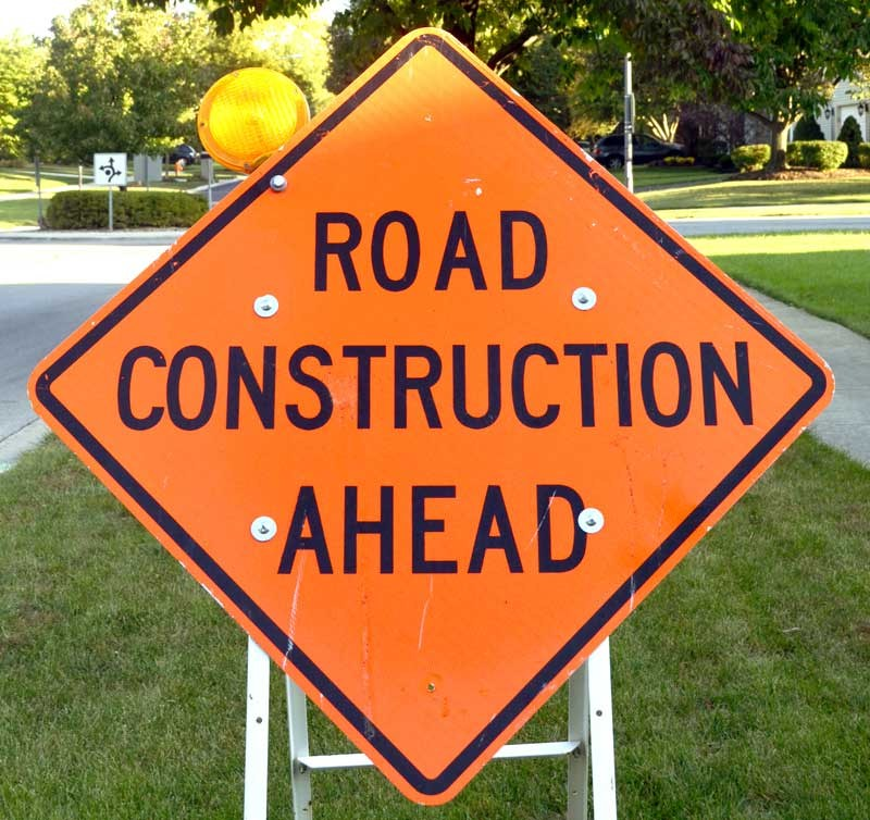 Junction box installation and sidewalk ramp replacement on Buffalo Drive SE may impact traffic