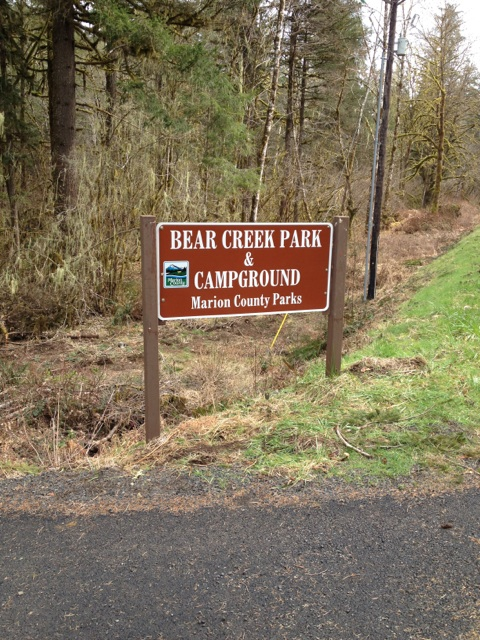 Bear Creek Park and Campground will not open on May 1