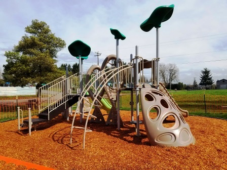 Labish Lake Park playground