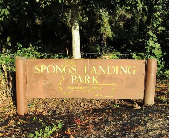 Spong's Landing Park closed September 12 for pavement work