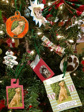 Marion County Dog Shelter Giving Tree