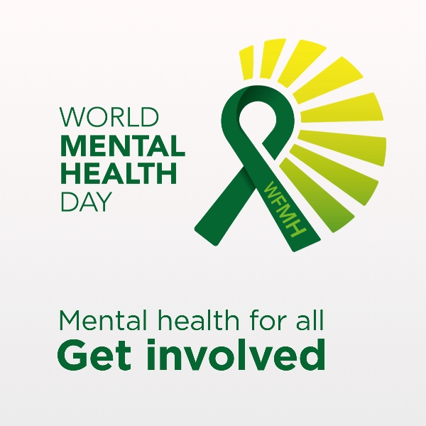 County recognizes World Mental Health Day