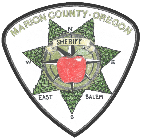 Student-designed patch selected for East Salem deputies
