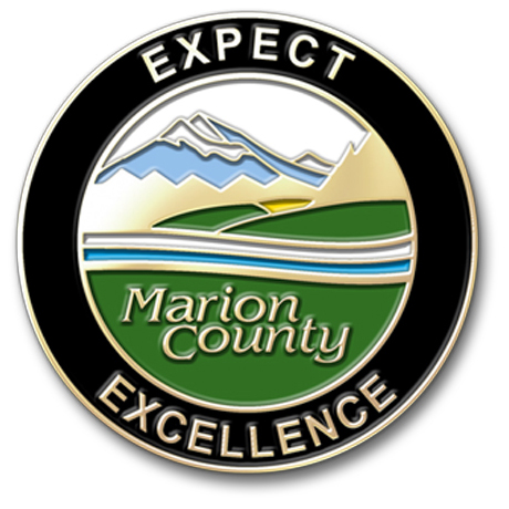 Marion County Expect Excellence logo