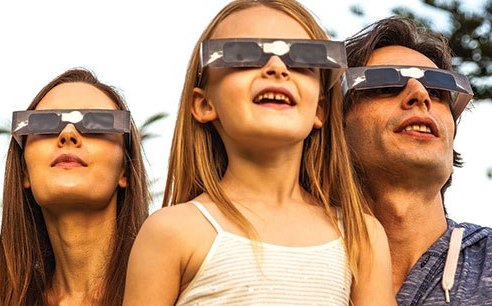 Health Department to distribute eclipse glasses