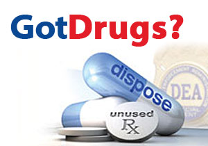 National Prescription Drug Take-Back Event